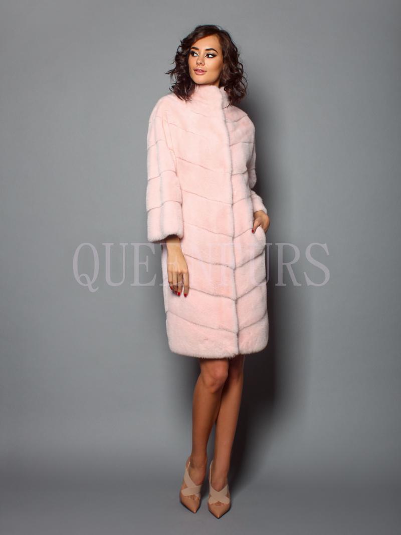 элегантное пальто итальянского дизайнера Giorgio Magnani | купить в Москве