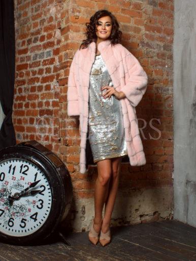 элегантное пальто итальянского дизайнера Giorgio Magnani - купить в Москве